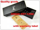 ADDAN Brand New Leather Key Case for Audi Car Keys