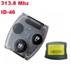 Remote Transmitter for Honda Civic 2 Button (313.8MHz,ID46)
