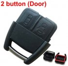 Blank Shell for Vauxhall Opel Bosch Type Remote Transmitter with 2 Doors Button (Short)