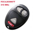 Remote Transmitter for Buick Century (315MHz FCC:L2C0007T,3+1 Button)