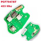 Electronic Board for Renault Remote Key 3 Button (PCF7947AT,433Mhz)