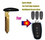 Ford Lincoln Intelligent Access Keys Blade 2010-2012