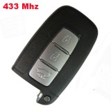 Smart Remote Card for Hyundai 3 Button (433Mhz)