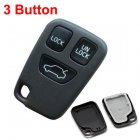 Blank Shell for Volvo V70 V90 C70 Remote Transmitter 3 Button