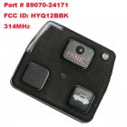 Electronic Board for Lexus LS430 Remote Key 3 Button (314Mhz,HYQ12BBK)