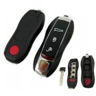 Blank Shell for Porsche Cayenne Smart Key 3+1 Button