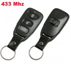Remote Transmitter for Hyundai Tucson 3 Button (433Mhz)