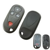 Blank Shell for Acura Remote Transmitter 4 Button