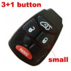 Rubber Pad for Chrysler Dodge Jeep Integrated Remote Key 4 button (Small)