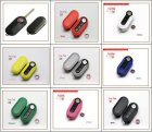 3 Button Flip Key with Color Protective Case for FIAT Remote
