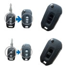 Modified Flip Key Cover Shell for Chevrolet Captiva Remote Transmitter