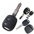 Auto Key Shell for Chevrolet Chevy Epica Cover Remote Transmitter