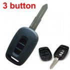 Blank Shell for Chevrolet Captiva Remote Key 3 Button