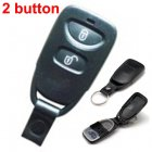 Blank Shell for Hyundai Remote Transmitter 2 Button