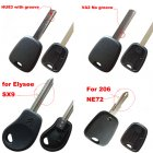 Cover Shell for Peugeot Citroen Transponder Keys