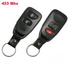 Remote Transmitter for Hyundai Tucson 2+1 Button (433Mhz)