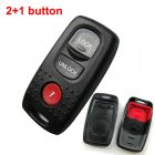 Auto Key Cover Shell for Mazda M3 M5 M6 MPV Remote Transmitter 2+1 Button