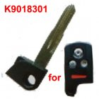 Emergency Spare Key for Acura smart key card