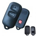 Blank Shell for Toyota Highlander Remote Transmitter 2+1 Button