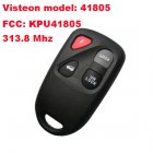Remote Transmitter for 2003 Mazda 6 (4 Button,313.8Mhz,41805)