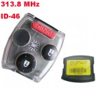 Remote Transmitter for Honda Civic 2+1 Button (313.8MHz,ID46)