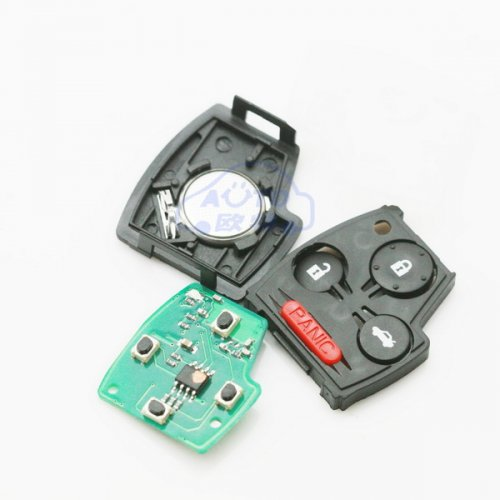 9-in-1 remote control with 3 frequency for Honda 2 3 Accord Odyssey