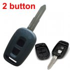 Blank Shell for Chevrolet Captiva Remote Key 2 Button