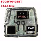 Electronic Board for Lexus RX350 Remote Key 3 Button (314.4Mhz,HYQ12BBT)