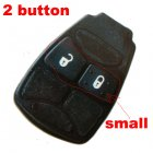 Rubber Pad for Chrysler Dodge Jeep Integrated Remote Key 2 button (Small)