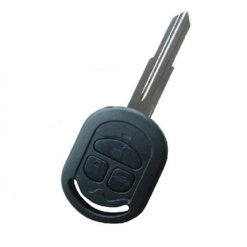 3 Button Remote Head Key for Buick Excelle before 2005