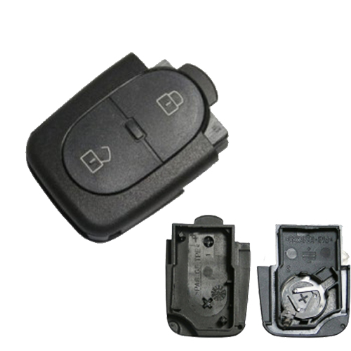 Blank Shell For VW Audi Remote Transmitter 2 Button Use